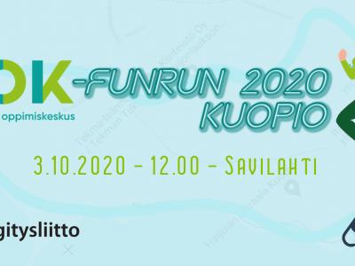FOK -FunRun Kuopio 2020