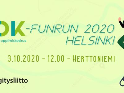 FOK -FunRun Helsinki